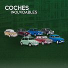 Coches Inolvidables covers