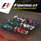 Formula 1, The car collection covers