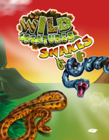 Snakes -Wild Creatures