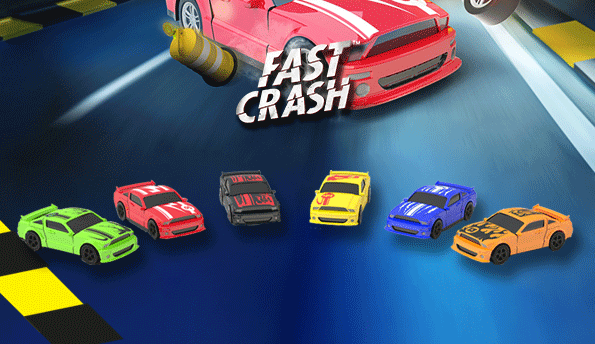 FAST CRASH TUNING RACERS