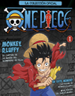 La colección oficial de One Piece covers