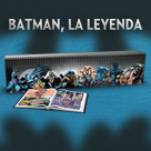 Batman La leyenda covers
