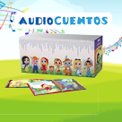 Audiocuentos covers