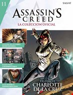 Assassin´s Creed. Charlotte de la Cruz