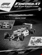 Fascículo 26 + Williams FW11B
