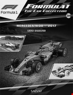 Fascículo 34 + Mercedes W08