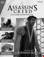 Assassin´s Creed. Giovanni Borgia