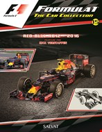 Fascículo 15 + Red Bull RB12