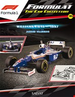 Fascículo 36 + Williams FW19