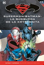 Superman/Batman: La búsqueda de la kryptonita